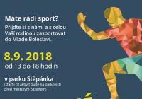 Rodinné sportovní hry - Mladá Boleslav