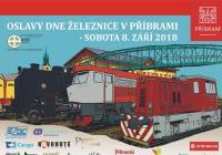 Den železnice - Příbram