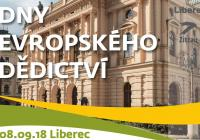Dny evropského dědictví - Liberec