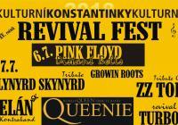 Revival fest - Konstantinovy Lázně