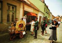 Oživené židovské město Třebíč