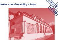 Architektura první republiky v Praze
