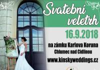 Svatební veletrh - Zámek Karlova Koruna