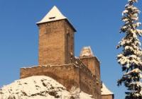 Zimní program hradu Kašperk