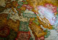 Práce zpravodaje na Blízkém východě