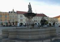 Kašna, Kroměříž