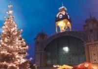 Vánoční trhy - Výstaviště Praha Holešovice