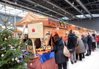 Vánoční trhy - Bvv Brno