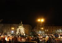 Advent na Zelňáku v Brně