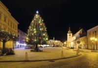 Rozsvícení vánočního stromu - Svitavy