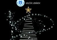 Rozsvícení vánočního stromu - Golčův Jeníkov