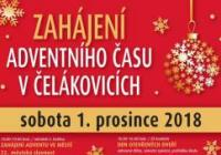 Rozsvícení vánočního stromu - Čelákovice