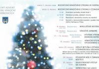 Rozsvícení vánočního stromu - Brno Černovice