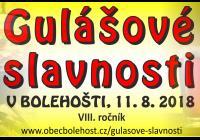 Gulášové slavnosti v Bolehošti