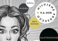 Lifestylový festival - Sady Svatopluka Čecha Praha