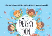 Den dětí - Dětský ostrov Praha