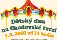 Den dětí na Chodovské tvrzi Praha