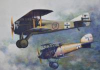 Boje v oblacích / 1. světová válka v pojetí modelářů