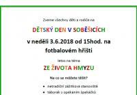 Den dětí - Brno Soběšice