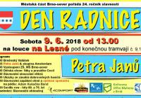 Den radnice - Brno Lesná