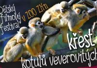 Dětský filmový festival v Zoo Zlín