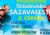 Ochutnávka Sázava Festu - City Park Jihlava