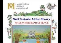 Svět fantazie Aloise Sikory