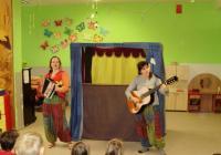 Divadlo pro děti Zvědavá pohádka