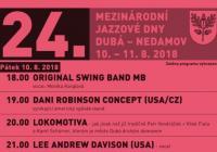 Mezinárodní jazzové dny - Dubá