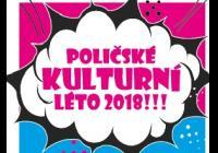 Multižánrový festival Poličské kulturní léto - srpen 2018