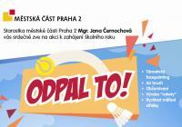 Zahájení školního roku - Riegrovy sady Praha