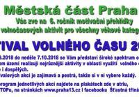 Festival volného času - Praha třináct