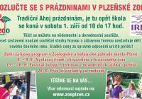 Loučení s létem - Zoo Plzeň
