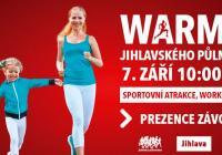 Warm up Jihlavského půlmaratonu