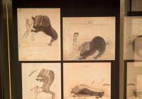 Výstava v Senátu představí kresby skladatele Bohuslava Martinů