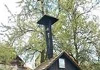 Roubená zvonice, Podhradí