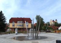 Fontána na Tillichově náměstí
