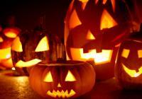 Halloweenský průvod - Rakovník