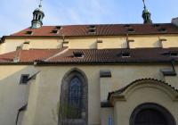 Slavnost Všech svatých - Kostel sv. Haštala - Praha