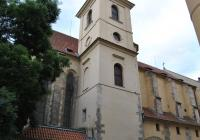 Památka Všech věrných zemřelých - Kostel sv. Ducha Praha