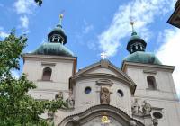 Památka Všech věrných zemřelých - Kostel sv. Havla Praha