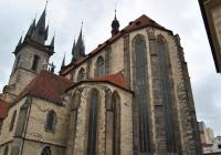 100 let od stržení Mariánského sloupu - Praha