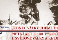 Výročí konce první světové války - Praha