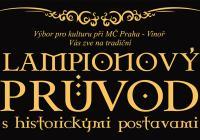 Lampionový průvod - Praha Vinoř
