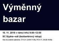 Výměnný bazar - Brno Medlánky