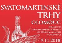 Svatomartinské trhy - Olomouc