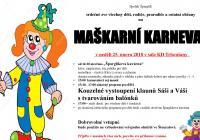 Maškarni karneval v Trboušanech