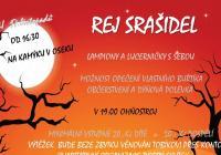 Rej strašidel na Kamýku v Oseku