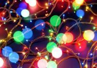 Rozsvícení vánočního stromu - Ústí nad Labem Střekov