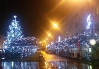 Rozsvícení vánočního stromu na náměstí v Ústí nad Labem